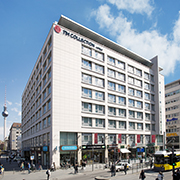 Book a stay with NH Collection Berlin Friedrichstrasse in Berlin