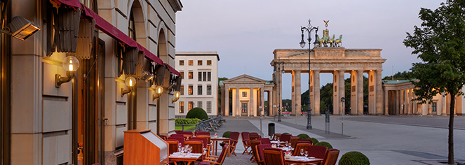 Local Attractions:      Hotel Adlon Kempinski  in Berlin