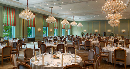 Weddings:      Hotel Adlon Kempinski  in Berlin