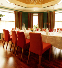 Dining at      Hotel Augustin  in Bergen