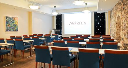 Meetings at      Hotel Augustin  in Bergen