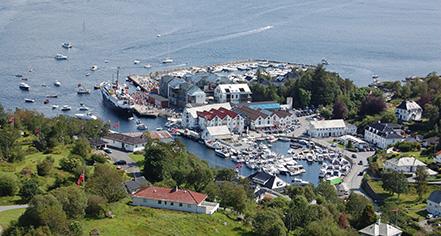 Local Attractions:      Bekkjarvik Gjestgiveri  in Bekkjarvik