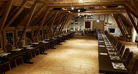 Meetings at      Bekkjarvik Gjestgiveri  in Bekkjarvik