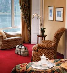Hotel Ullensvang  in Lofthus i Hardanger