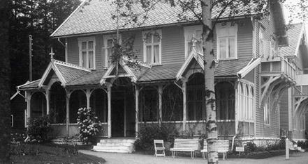 History:      Solstrand Hotel & Bad  in Os, Bergen