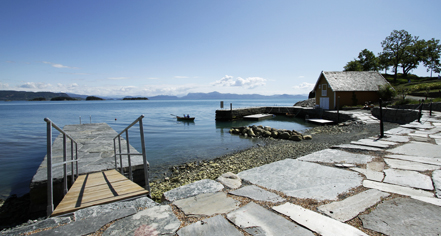 Local Attractions:      Solstrand Hotel & Bad  in Os, Bergen