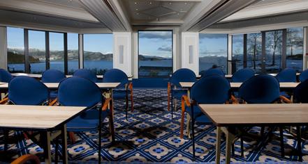 Meetings at      Solstrand Hotel & Bad  in Os, Bergen