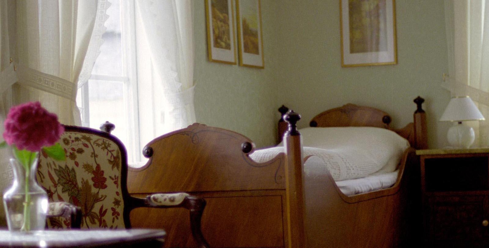 Image of Guestroom at Utne Hotel, 1722, Member of Historic Hotels Worldwide, in Utne, Norway, Location Map