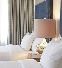 Accommodations:      The Redmont Hotel Birmingham, Curio Collection by Hilton  in Birmingham