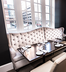 Dining at      The Redmont Hotel Birmingham, Curio Collection by Hilton  in Birmingham