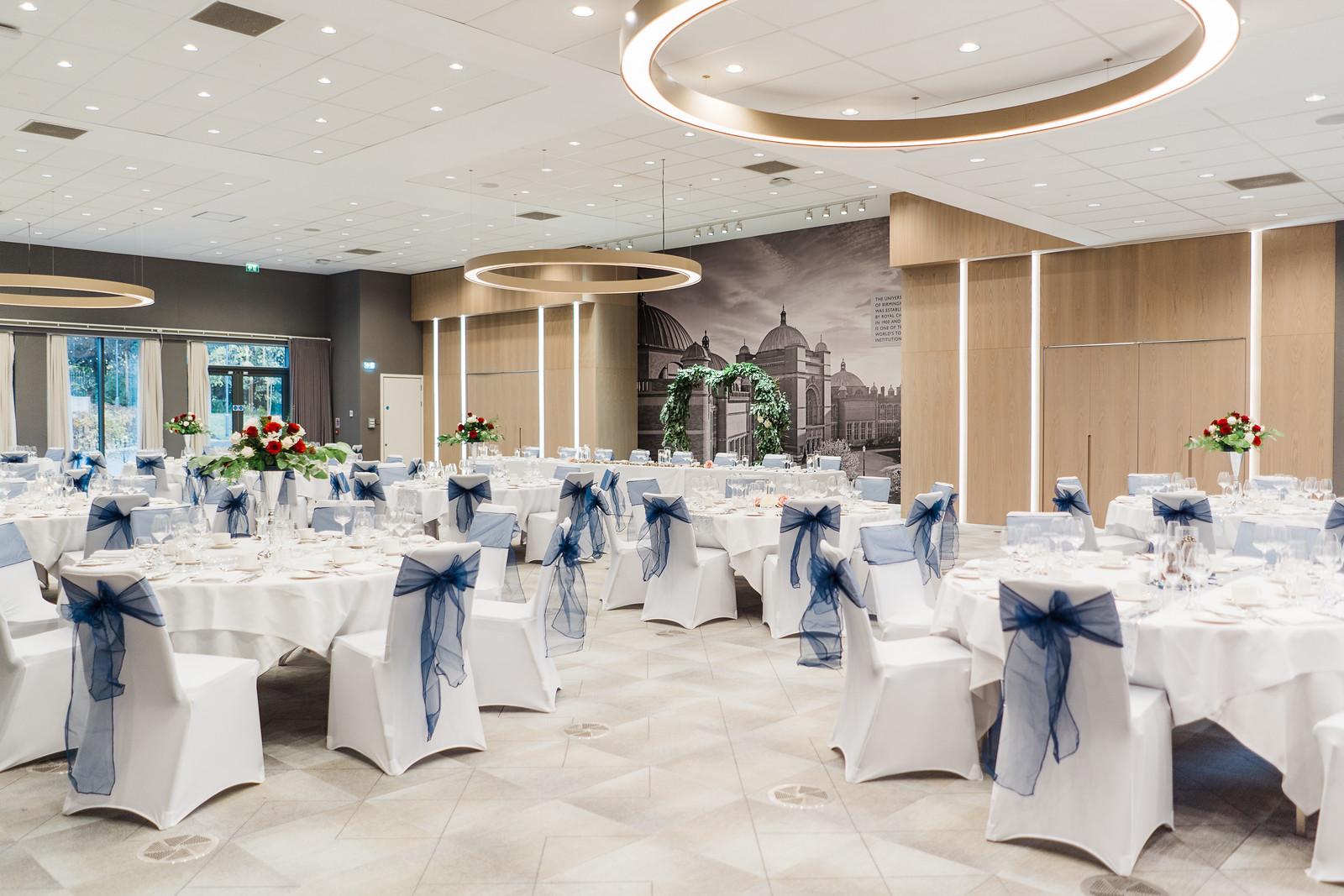 Image of Wedding Reception Edgbaston Park Hotel & Conference Centre, 1718, Member of Historic Hotels Worldwide, in Birmingham, England, Weddings