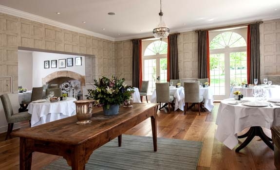 The Slaughters Manor House  - Dining