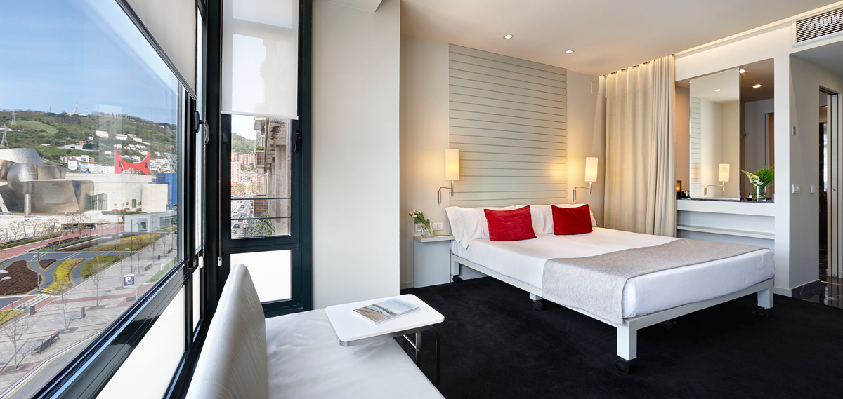 Special Offers:      Hotel Miro  in Bilbao