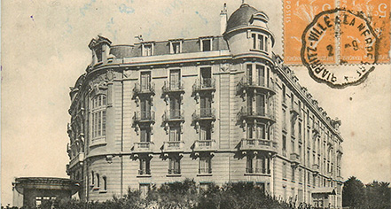 History:      Le Régina Biarritz Hôtel & Spa - MGallery by Sofitel  in Biarritz