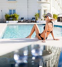 Spa:      Le Régina Biarritz Hôtel & Spa - MGallery by Sofitel  in Biarritz