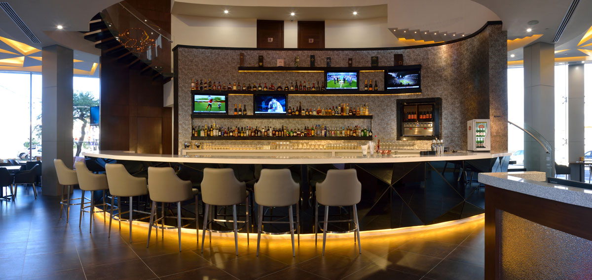 HS Hotsson Hotel Silao Game On Bar Preferred Hotels