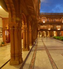 History:      Laxmi Niwas Palace  in Bikaner
