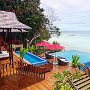 Book a stay with Bunga Raya Island Resort & Spa in Kota Kinabalu