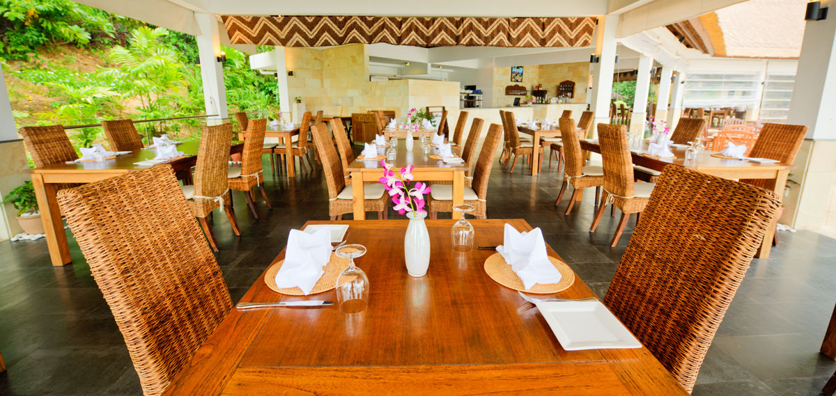 Dining:      Gayana Eco Resort  in Kota Kinabalu