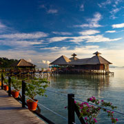 Book a stay with Gayana Marine Resort in Kota Kinabalu