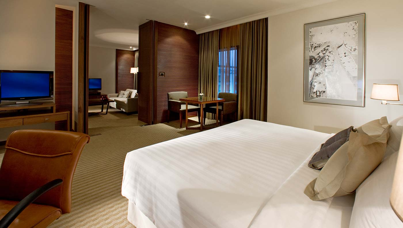 Accommodations:      Dusit Princess Srinakarin, Bangkok  in Bangkok