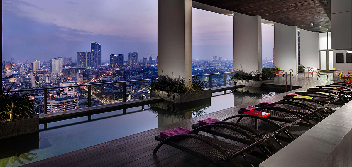 klapsons The River Residences Bangkok  in Bangkok