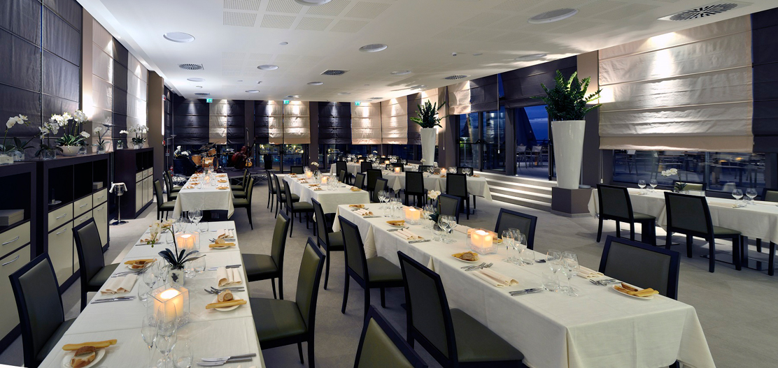 Dining:      Palazzo di Varignana Resort and Spa  in Varignana