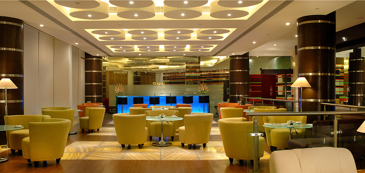 Dining:      Fortune Select Trinity  in Bangalore