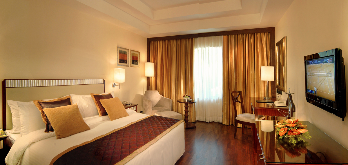 Accommodations:      Fortune Select JP Cosmos Hotel  in Bengaluru