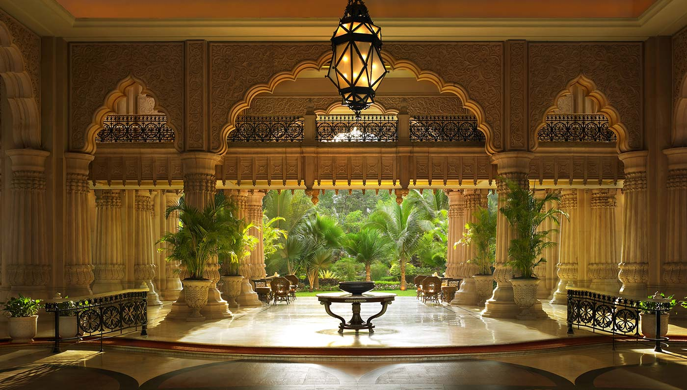 Luxury Hotels in Bengaluru | The Leela Palace Bengaluru