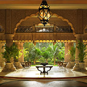 Book a stay with The Leela Palace Bengaluru in Bengaluru