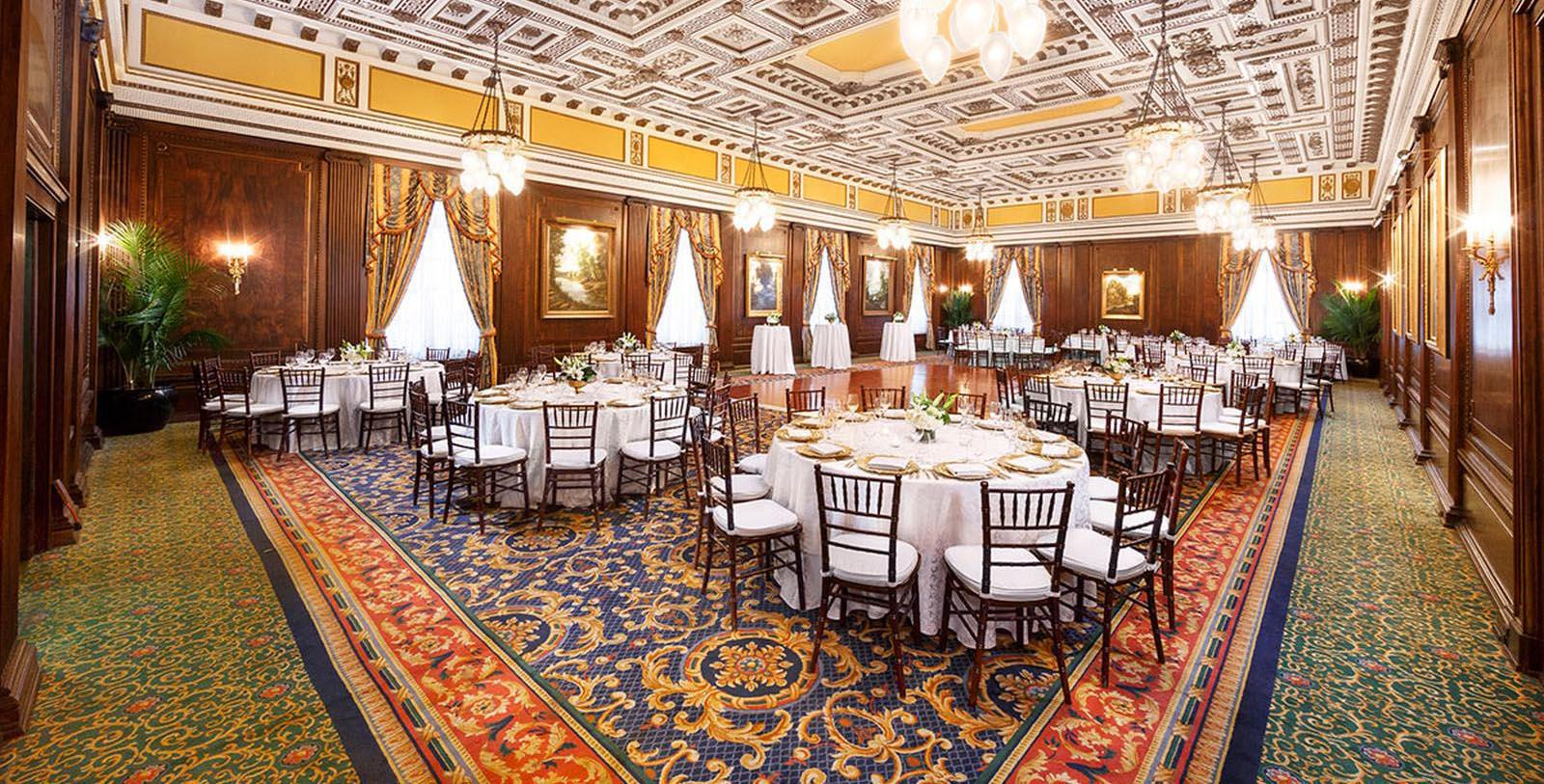 Image of Event Space The Hermitage Hotel, 1910, Member of Historic Hotels of America, in Nashville, Tennessee, Experience
