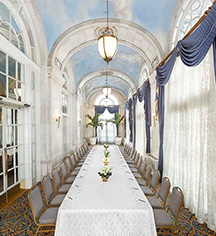 Meetings at      The Hermitage Hotel  in Nashville