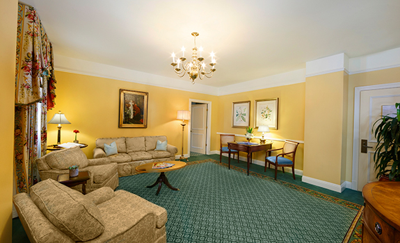 The Hermitage Hotel  - Accommodations