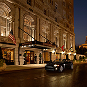 Book a stay with The Hermitage Hotel in Nashville