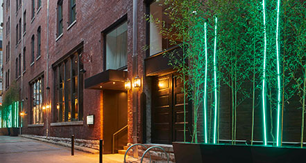 History:      21c Museum Hotel Nashville by MGallery  in Nashville