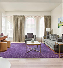 Accommodations:      21c Museum Hotel Nashville by MGallery  in Nashville