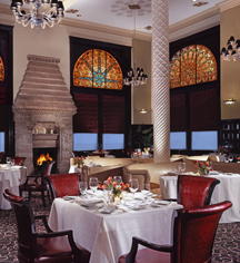 Dining at      Union Station Hotel  in Nashville