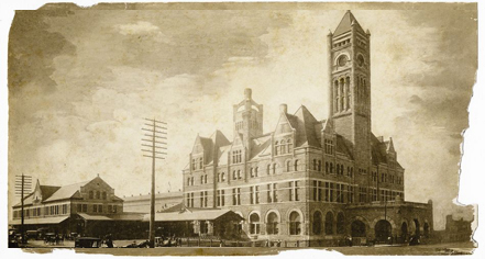 History:      Union Station Hotel  in Nashville