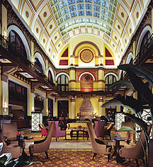Historic Hotels In Nashville Tennessee Union Station Hotel