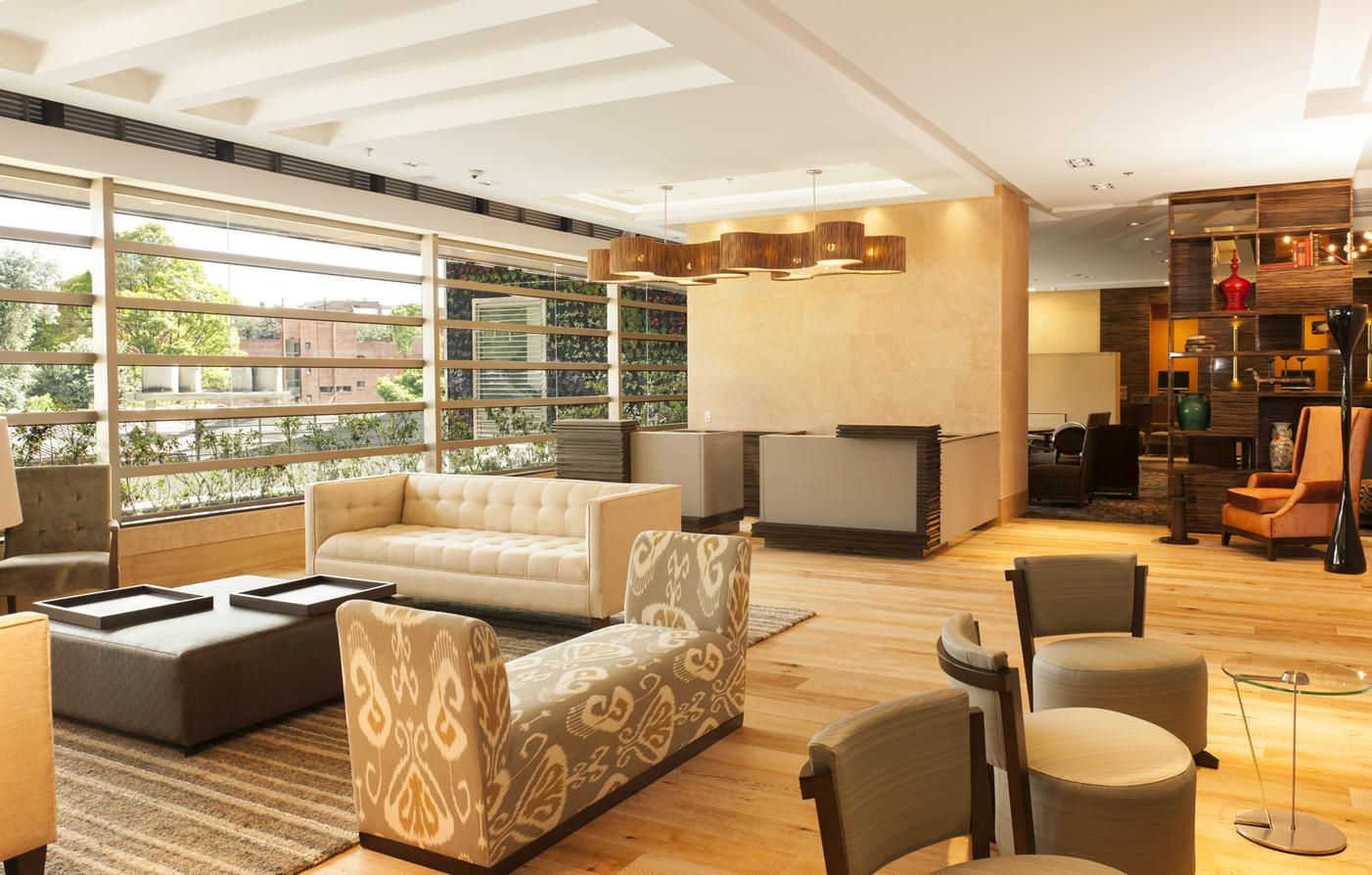 Ek hotel reviews bogota hotel reviews boutique hotel for Diseno de lobby de hoteles
