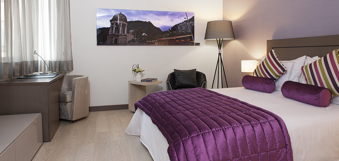 Special Offers:      100 Luxury Suites  in Bogota