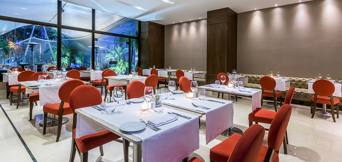 Dining:      NH Collection Bogota Teleport Royal  in Bogota