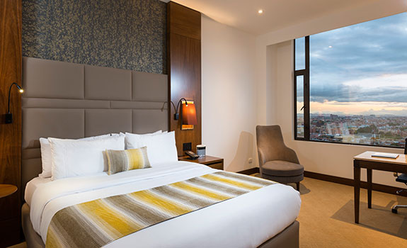 NH Collection Bogota Teleport Royal  - Accommodations