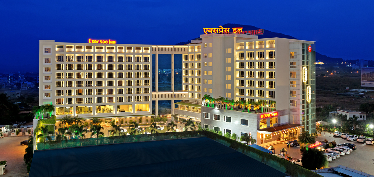 Customer Reviews:      Express Inn Nashik  in Nashik
