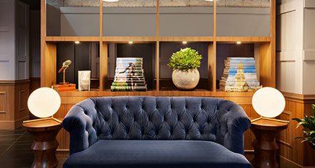 Activities:      Ames Boston Hotel, Curio Collection by Hilton  in Boston