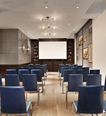 Meetings at      Ames Boston Hotel, Curio Collection by Hilton  in Boston