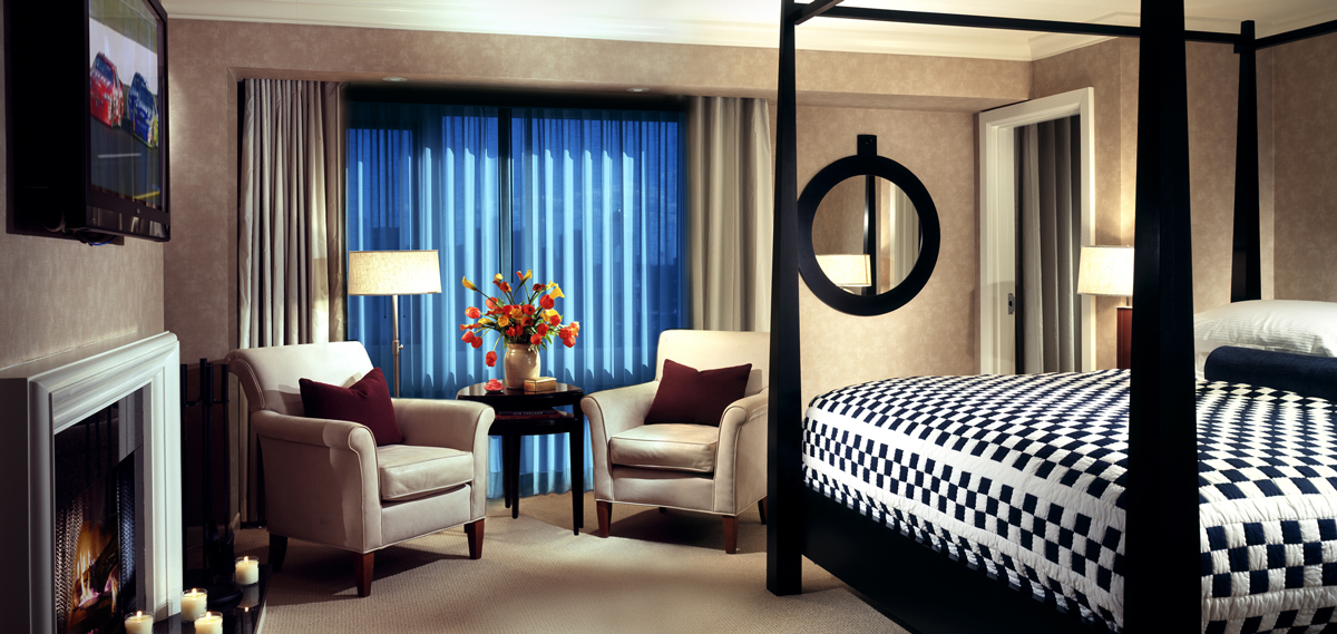 Accommodations:      The Charles Hotel, Harvard Square  in Cambridge