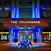 Book a stay with The Colonnade Hotel, Boston in Boston