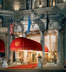 Event Calendar:      Fairmont Copley Plaza  in Boston